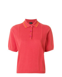 Polo fucsia di Ps By Paul Smith