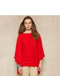Poncho rosso original 10213515