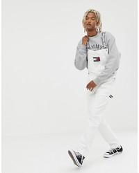 Salopette bianca di Tommy Jeans