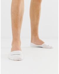 Salvapiede bianco di Calvin Klein