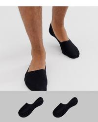 Salvapiede nero di Calvin Klein