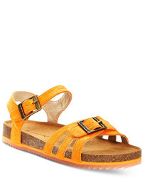 Sandali arancioni