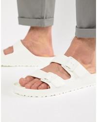 Sandali bianchi di Birkenstock