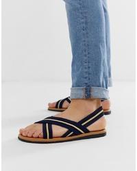 Sandali blu scuro di ASOS DESIGN