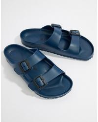Sandali blu scuro di Birkenstock