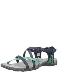 Sandali blu scuro di Merrell