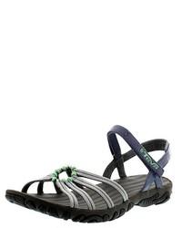 Sandali grigio scuro di Teva