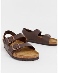 Sandali marrone scuro di Birkenstock