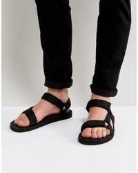 Sandali neri di Teva