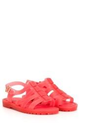 Sandali rossi di Mini Melissa