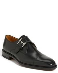 Scarpe con fibbia nere original 10600322