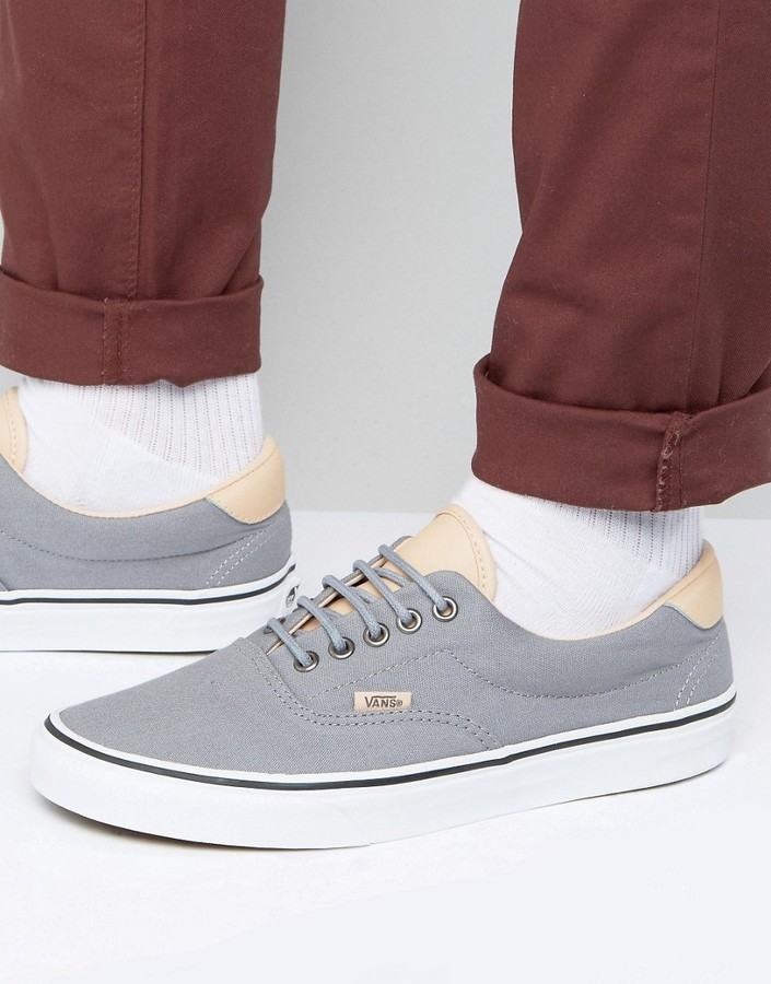 scarpe vans di tela