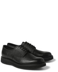 Scarpe derby in pelle nere