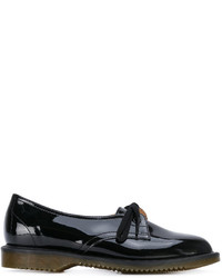 Scarpe derby in pelle nere di Comme des Garcons