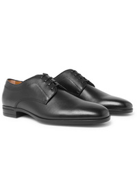 Scarpe derby in pelle nere di Hugo Boss