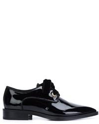 Scarpe derby nere di Lanvin