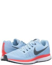 Scarpe sportive azzurre