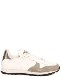 Scarpe sportive beige