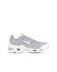 Scarpe sportive bianche e nere di Nike