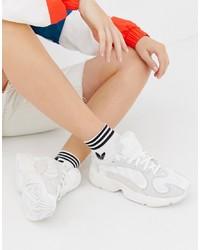 Scarpe sportive bianche di adidas Originals