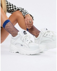 Scarpe sportive bianche di Buffalo