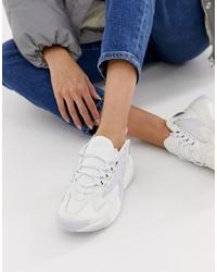 Scarpe sportive bianche di Nike