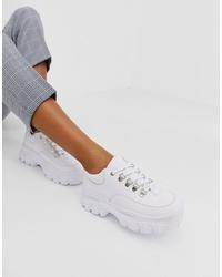 Scarpe sportive bianche di Truffle Collection