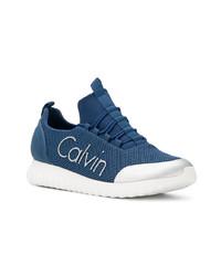 Scarpe sportive blu scuro di Calvin Klein Jeans