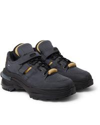 Scarpe sportive blu scuro di Maison Margiela