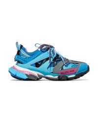 Scarpe sportive blu di Balenciaga