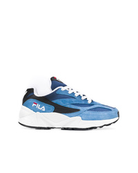 Scarpe sportive blu di Fila