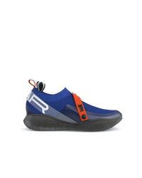 Scarpe sportive blu di Swear