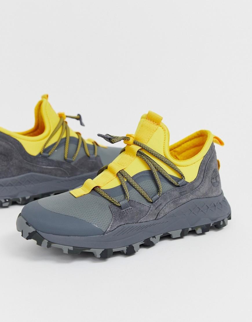 Scarpe sportive grigio scuro di Timberland