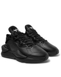 Scarpe sportive in pelle nere