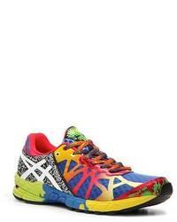 Scarpe sportive multicolori