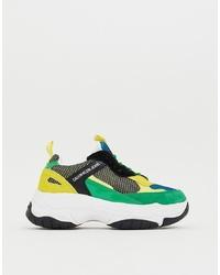Scarpe sportive multicolori di Calvin Klein