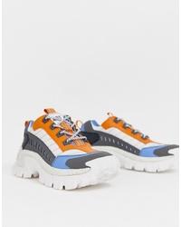 Scarpe sportive multicolori di CAT Footwear