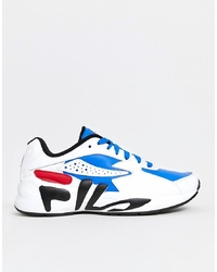 Scarpe sportive multicolori di Fila