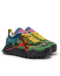 Scarpe sportive multicolori di Off-White
