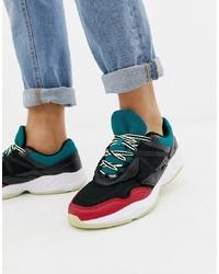 Scarpe sportive multicolori di Pull&Bear
