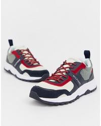 Scarpe sportive multicolori di Tommy Hilfiger