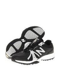 Scarpe sportive nere e bianche
