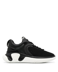 Scarpe sportive nere e bianche di Balmain
