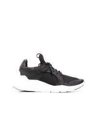 Scarpe sportive nere e bianche di McQ Alexander McQueen