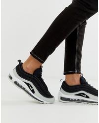 Scarpe sportive nere e bianche di Nike