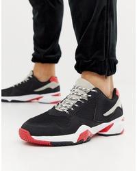 Scarpe sportive nere di ASOS DESIGN