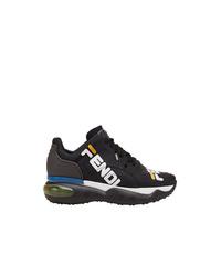Scarpe sportive nere di Fendi