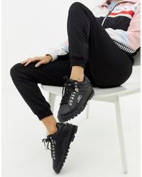 Scarpe sportive nere di Fila