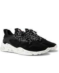 Scarpe sportive nere di Moncler