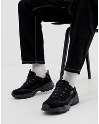 Scarpe sportive nere di Skechers